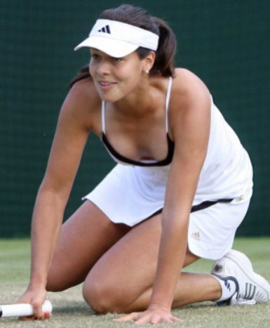 Ana Ivanovic Hot Sexy Pictures