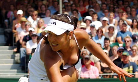 Ana Ivanovic Hot Photos