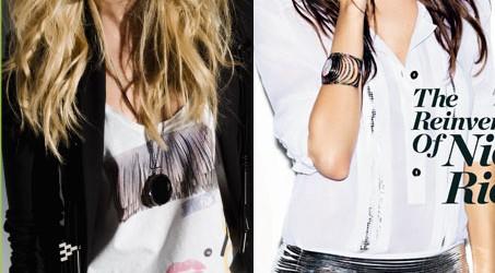 Ashley Tisdale & Nicole Richie Photo