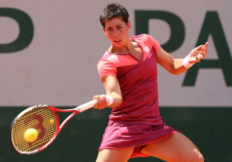 Tennis Player Carla Suarez Navarro Hot Pictuers