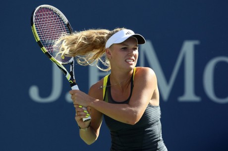 Caroline Wozniacki Tennis Player Hot Picture