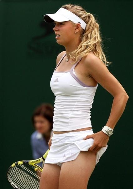 Caroline Wozniacki Hot Photo