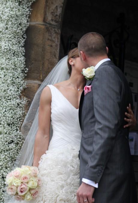 Jessica Ennis's Wedding
