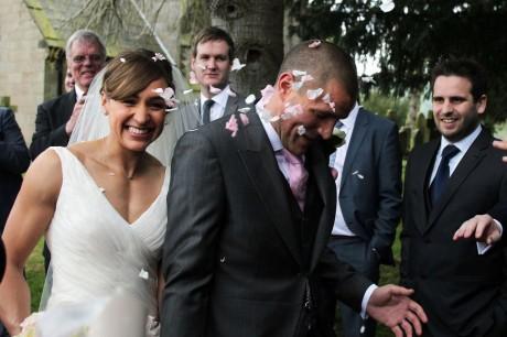 Jessica Ennis's Wedding Image