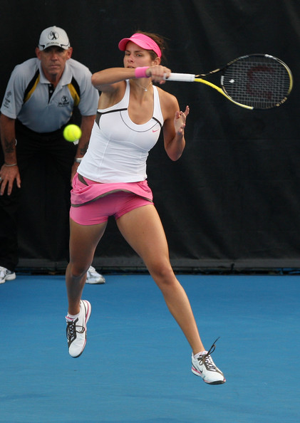 German Player Julia Goerges Hot Tennis Pictures