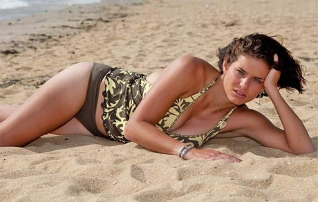 Julia Goerges Sexy Images