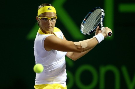 Tennis Player Kirsten Flipkens Sexy Images