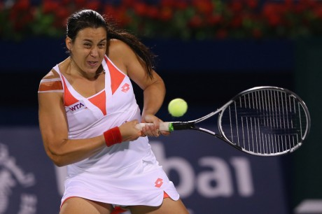 Tennis Player Hot Marion Bartoli Sexy Photos