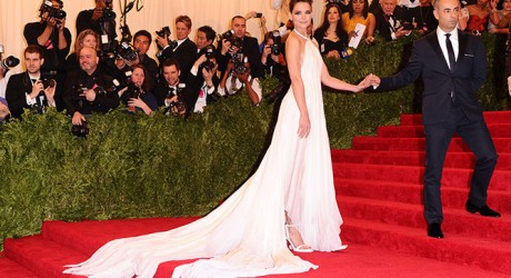 Met Ball Fashion 2013 in New York