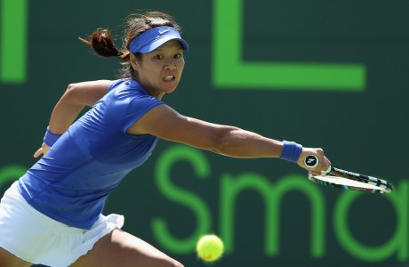 Hot Na Li Chinese Tennis Player Picture