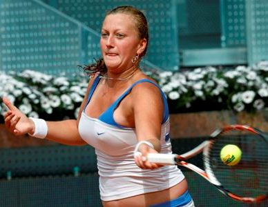 Petra Kvitova Czech Republic Tennis Player Picture