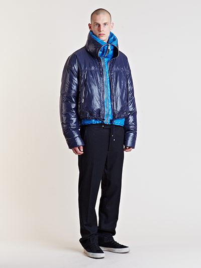 Raf Simons Starts Menswear Archive Sale Puffa Jacket