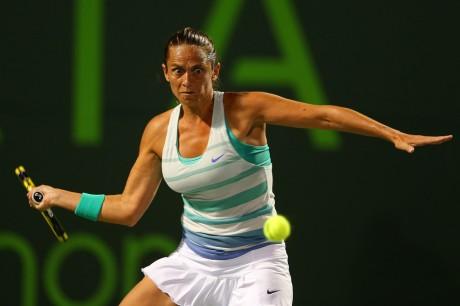 Italian Tennis Player Roberta Vinci Hot Photos