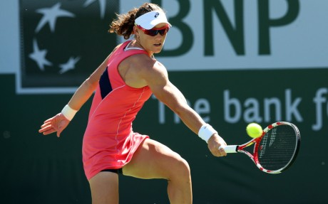 Samantha Stosur Match Hot Photo