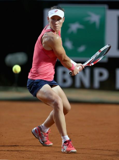 Tennis Player Samantha Stosur Sexy Picture