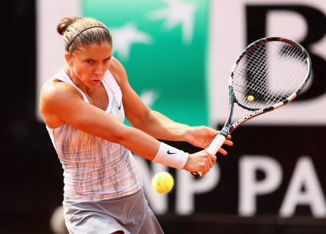 Hot Sara Errani Tennis Player Photo