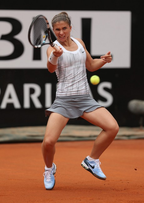 Hot Sara Errani Italian Tennis Player Photo