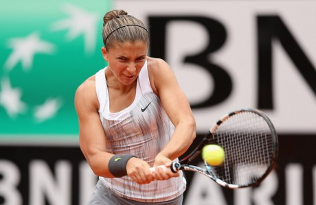 Sexy Sara Errani Hot Picture