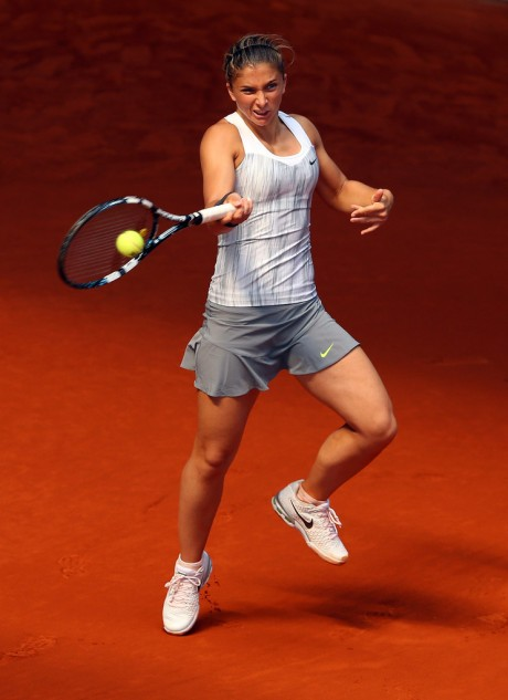 Sara Errani Hot Tennis Player Picture
