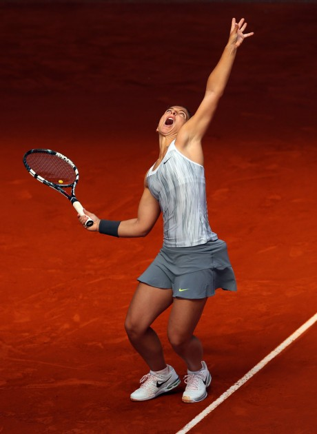 Sara Errani Tennis Player Picture