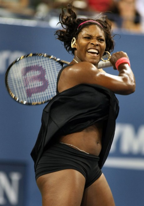 Serena Williams Hot Tennis Picture