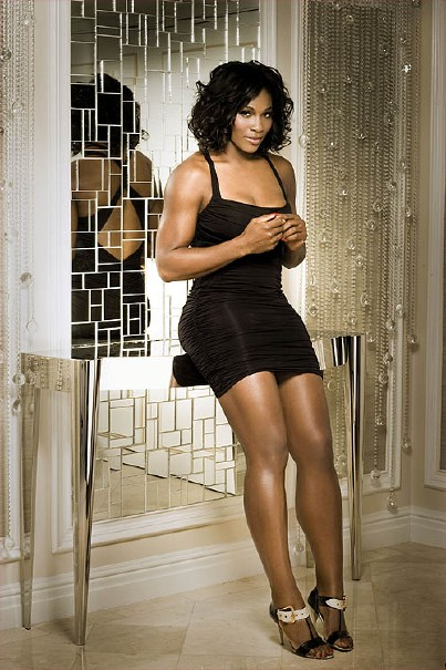 Serena Williams Hot Picture