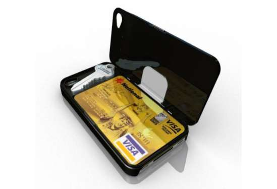 Smart Phone Hybrids Case  Wallet (2)