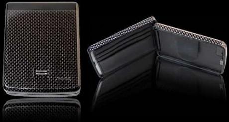 Smart Phone Hybrids Case Black