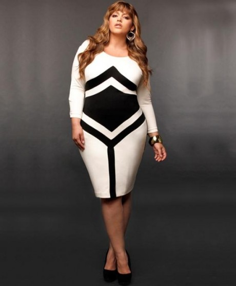 Spring Summer 2013 Plus Size Fashion Trends For Women Still image