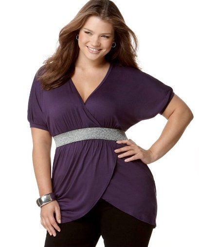 Spring Summer 2013 Plus Size Fashion Trends For Women Photo