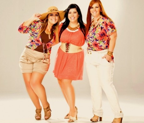 Spring Summer 2013 Plus Size Fashion Trends For Women still photo