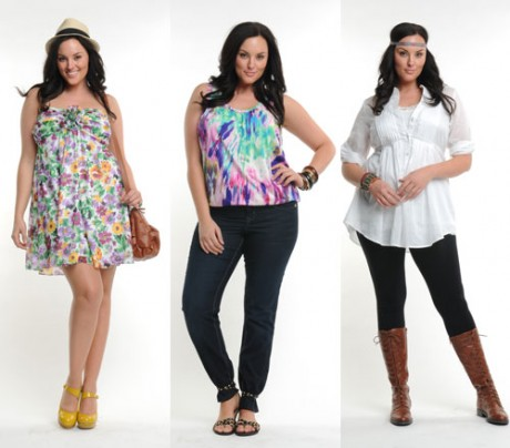 Spring Summer 2013 Plus Size Fashion Trends For Women Pic