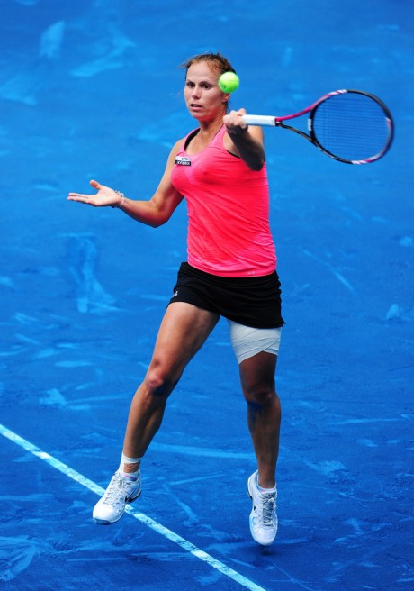 Tennis Player Varvara Lepchenko Hot Photos