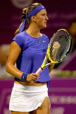 Victoria Azarenka Tennis Picture