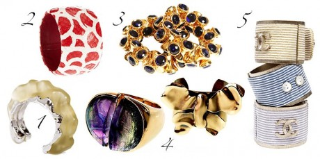 Women's Fashion Jewelry Trends in 2013