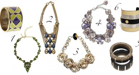 Women's Fashion Jewelry Trends in Spring Summer 2013 (6)