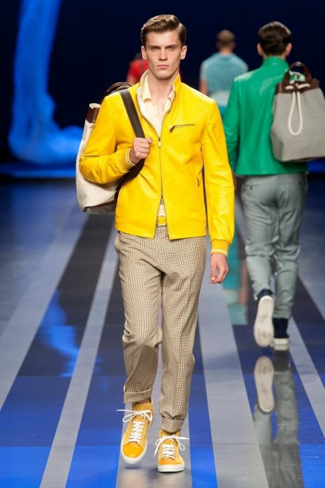 Bright Yellow For Men wear Without Compromising