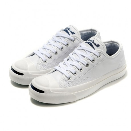White Color Converse Sneakers