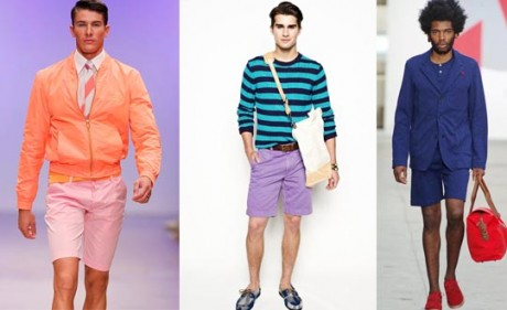 Men's Shorts Spring Summer 2013