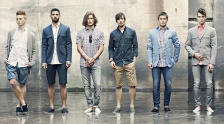 Men's Shorts Spring Trends 2013