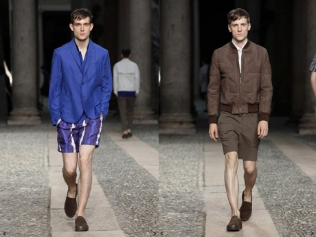 Men's Shorts Summer Trends 2013
