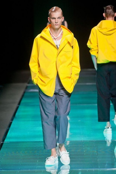 Bright Yellow For Men wear Without Compromising Style Yellow Coat