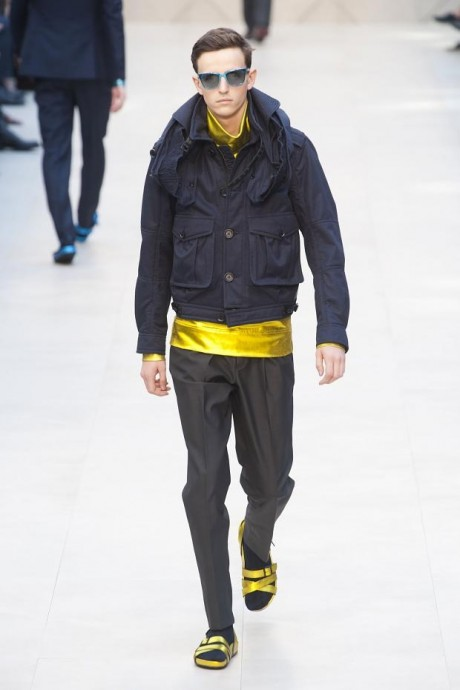 Bright Yellow For Men wear Without Compromising Style Black