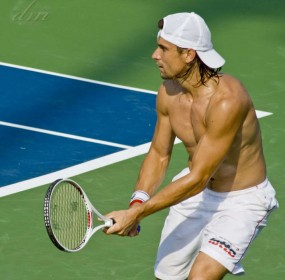 David Ferrer Hot Picture