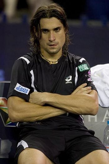 David Ferrer Hot Photo