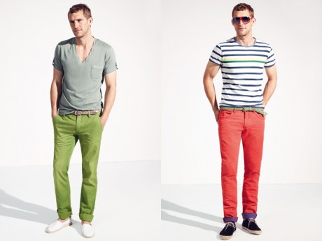 `Fresh & Cool Men Summer Dresses Collection 2013 Image