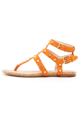 `Gladiator Sandals Designs Collection 2013 Photograph
