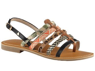 Gladiator Sandals Designs Collection 2013 Image