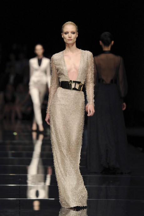 HUGO BOSS Fashion Show in Shanghai 2013 Image