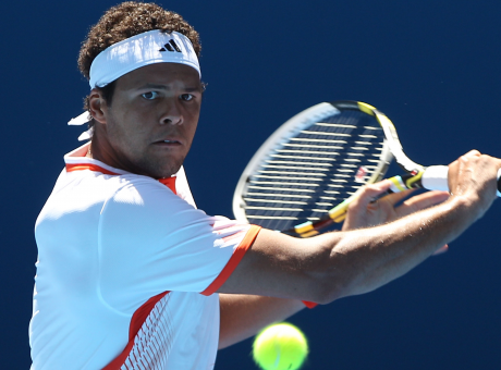 Jo Wilfried Tsonga Cool Photograph